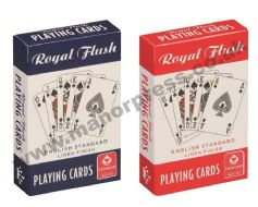 ROYAL FLUSH PLAYING CARDS - 1 DECK